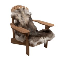 Vidda Polar Reinskinn Armchair, Furniture, Home Decor, Sofa Chair, Single Sofa, Decoration Home, Room Decor, Home Furnishings, Home Interior Design