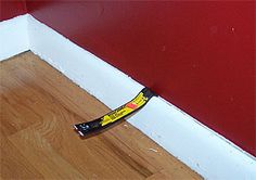 How to Remove the Baseboard Molding and Trim- husband DEFINITELY needs to read this one too