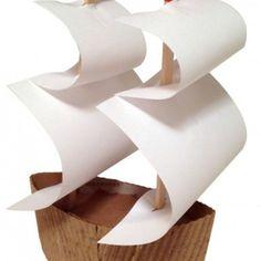 Make a Mayflower Ship