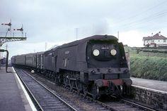 Revisiting long-lost railway lines of North Cornwall Diesel Locomotive, Steam Locomotive, Southern Trains, Engine House, North Cornwall, Southern Railways, Steam Railway, Bullen, Railroad Photography