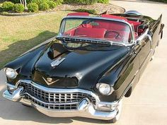 1955 Cadillac Eldorado I know I have one of those in the garage. A 1990. I got offered $4,500.00 just 4 months ago.