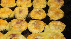 South Beach Diet Egg Muffins with Canadian bacon and cheese. Hcg Diet Recipes, Low Carb Recipes, Cooking Recipes, Healthy Recipes, Healthy Foods, Induction Recipes, Atkins Induction, Healthy Brain, Atkins Diet