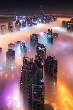 Nebulocity | Dubai by Sebastian M.