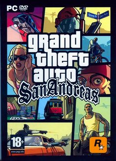 Get ready for your biggest game play yet with Grand Theft Auto: San Andreas Pre-Owned (PlayStation This game is compatible with PlayStation 3 consoles. This game is suitable everyone 17 and up. Grand Theft Auto: San Andreas Pre-Owned PlayStation 3 Gta San Andreas Xbox, San Andreas Game, Playstation 2, Grand Theft Auto, Batman Arkham City, Batman Arkham Origins, Info Board, Deutsche Girls, The Lord Of The Rings