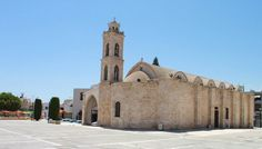 St. George Church in Paralimni (old), Cyprus