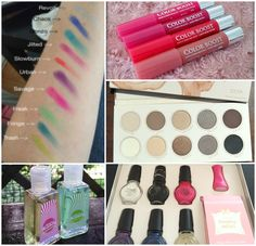 De jolis swatches sont arrivés sur www.monvanityideal.com !   Merci les Vanities pour toutes ces recommandations !   #swatches #beauté #maquillage #makeup #beautyaddict #avis #conseils #recommandations #monvanityideal
