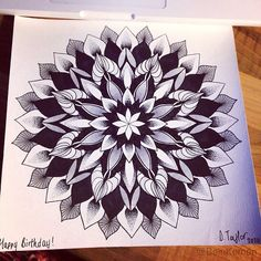 selection-de-coloriages-de-mandala-052 #mandala #coloriage #adulte via dessin2mandala.com