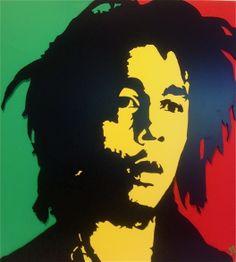 Bob Marley  fomex, card