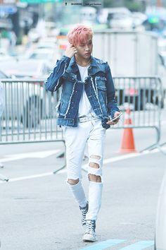 [HQ] 160930 #BAMBAM #뱀뱀 Fashion king