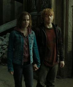 Ron and Hermione are my favourites