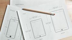 Printable UI Prototypes 8