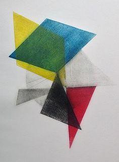 Chowwai Cheung Artist and printmaker Printmaker and artist | Geometric Print