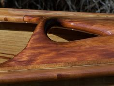 Wood Canoe, Wooden Kayak, Wooden Boats, Canoe Seats, Canoe And Kayak, Sea Kayak, Wood Boat Plans, Boat Safety, Wooden Boat Building