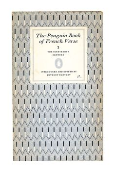 The Penguin Book of French Verse Volume 3, Penguin Poets. 1954. Available to buy from www.brindled.co.uk