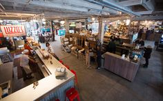 Heading to the Whitney? Here's Your Ideal Day in the Meatpacking District: Breakfast at Gansevoort Market
