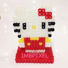 Hello Kitty perle beads by imbpixel