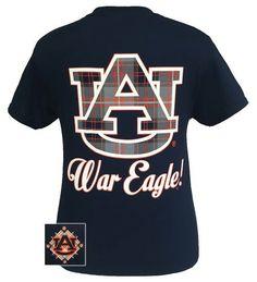 Auburn WAR EAGLE T-Shirt $16.99