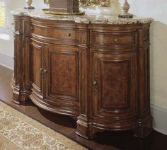 Sideboard Marble Top - Click pics for price <3