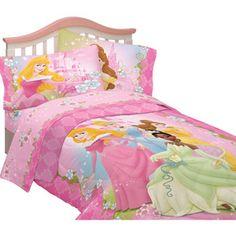 "Disney Princess ""Dainty Princess"" Microfiber Bedding Comforter"