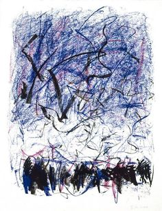 Joan Mitchell, 'Bedford III', 1981, Abstract Expressionism