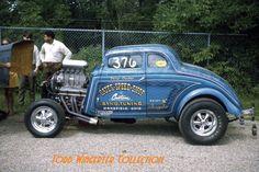 Vintage Drag Racing - Gasser - Gates - Speed -Shop *
