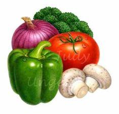 Vegetables Five