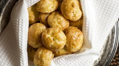 Pâte à Choux for Cheese Puffs and Cream Puffs Recipe - NYT Cooking Brazilian Cheese Puffs, Cream Puff Recipe, French Pastries, Sans Gluten, Favorite Recipes, Stuffed Peppers, Eat, Breads, Desserts