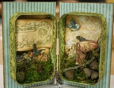 Muffy's Altered Altoid Tin