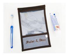 FashionArts - estojo porta kit higiene bucal