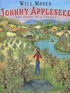 Johnny Appleseed: The Story of a Legend AA24