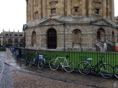 And here's Bertrand a few weeks later in Oxford...