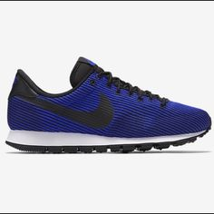 Women's Nike Shoes Royal Blue Pegasus Gorgeous color. So beautiful. I have too many shoes and I just don't need these. I never even tried them on. Major spring cleaning. Brand new in box with price tag and all. My hoarding is your gain  Nike Shoes Athletic Shoes