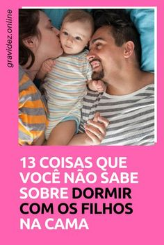 Dormir com o filho na cama: 13 verdades Dad Son, Baby Boy Or Girl, Baby Center, Infant Activities, New Baby Products, Sons, Coaching, Pregnancy, Montessori
