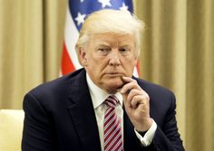 It would be nice if the president of the United States was required to pass a basic geography test. But it's clear that, if such a test existed, Donald Trump would not be president - which he proved at a press conference in Israel on May Donald Trump, Eric Trump, Iran, Basic Geography, Geography Test, Bbc, Paris Climate, Current President, Magical Thinking