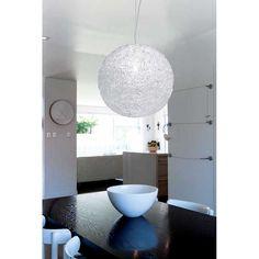 Egoluce Matassa 46 Google Home Mini, House Design, Lighting, Lamp, Fixtures, Custom Lighting, Light Fixtures, Home Decor, Pendant Lighting