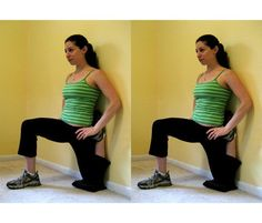 Five Ways to Stretch Your Quadricep Muscles. Great for the day after an intense leg workout Yoga Fitness, Fitness Tips, Fitness Motivation, Fitness Goals, Health Fitness, Running Workouts, Fun Workouts, At Home Workouts, Intense Leg Workout