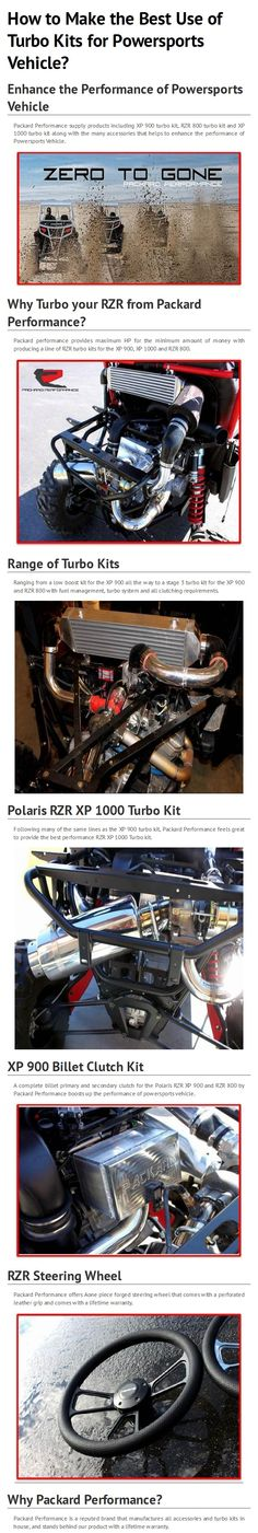 This infograph gives you information about to maintain power sports accessories with zero maintenance including maintenance of power sports accessories, why to use trademarked products, RZR clutch accessories, Polaris XP 900 clutch belt, the Polaris crank and the commander steering. Repairs kits are specialized to particular areas where there is max stress on the engine. .To know more about Power Sports Accessories, you may visit here at - www.packardperformance.com/store