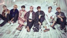 BTS Wings - Foto-foto Behind The Scenes Pemotretan Untuk Album Mereka, Ganteng Cin! (Part 1)