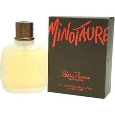 Minotaure By Paloma Picasso for Men EDT 2.5 oz/75 ml, New in Box #PalomaPicasso