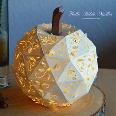 #svgcuts #americancrafts #silhouettecameo #fairylights# #pumpkins #autumn #harvest #papercraft #fall Harvest Decorations, Autumn Harvest, American Crafts, Svg Cuts, Fairy Lights, Funeral, Silhouette Cameo, Pumpkins, Lanterns