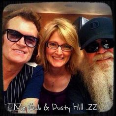 Dusty and GH friends since 1970