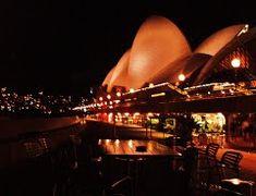 Panoramio - Photo of Sydney Opera House by night
