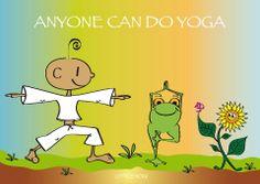 anyone can do yoga