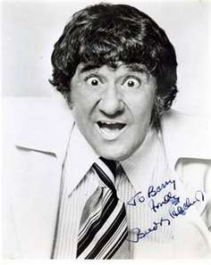 BUDDY HACKETT 08-31-1924 til 06-30-2003 (78), In all the Herbie the Love Bug Movies