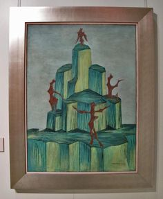 Man Ray: The Mountain Cristal, The George Economou Collection, New Municipal Gallery of Athens, Metaxourgeio