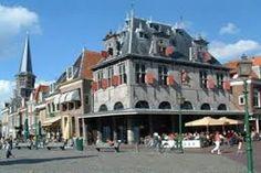 Waag.Hoorn. Holland.