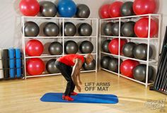 Step 8: Lift arms off mat. #DolvettsBurpee #BiggestLoser
