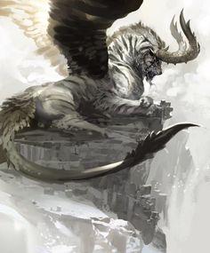 Supreme Creature ( Tiger-like )