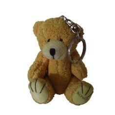 Questo è Scruffy, il guru delle coppie.  Un altro che sulla crisi ha costruito una fortuna... Leggi su niknak la storia di questo portachiavi a forma di orsetto.