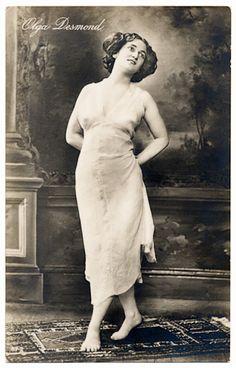 Olga Desmond | Olga Desmond